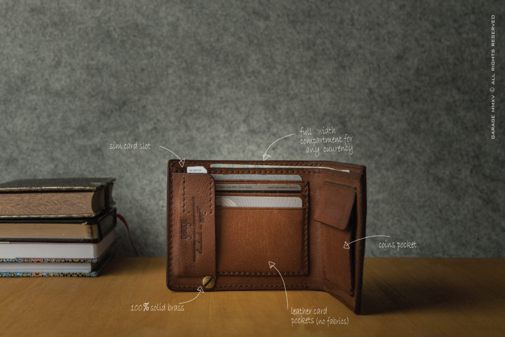 Functional Wallets for Men and Women