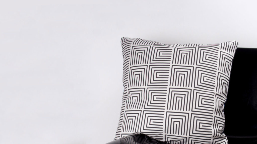 Snugly on your bed, comfy on your sofa; 3 ideas for cushions you'll love!